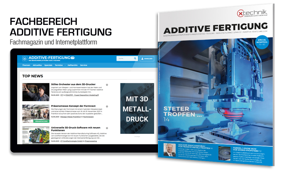 Additive Fertigung
